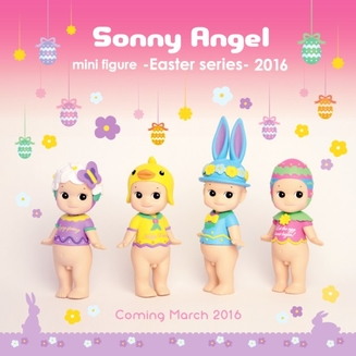 Sonny Angel Easter 2016