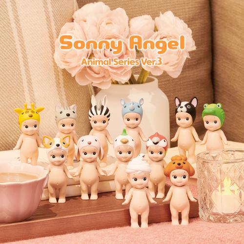 Sonny Angel Djur Serie 3 Husdjur