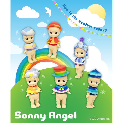 Sonny Angel Sky Color 2017