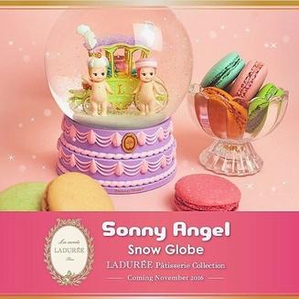Sonny Angel Snow Globe 2016 (1062 SEK + 136 SEK freight)