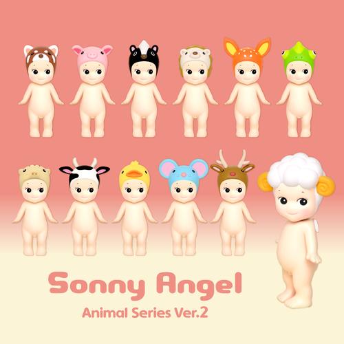 Sonny Angel Djur Serie 2 Bondgård