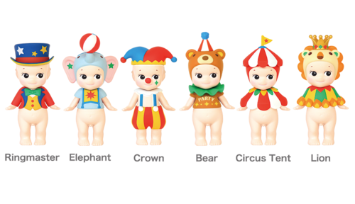 Sonny Angel Circus 2019