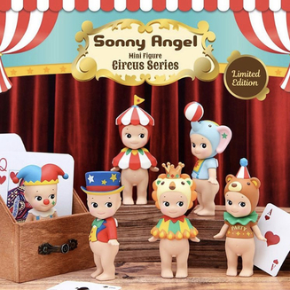 Sonny Angel Circus Serie 2019