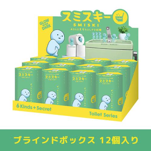 Smiski Toalett Serie