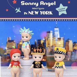Sonny Angel New York 2019 - kommer i Nov