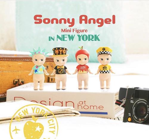 Sonny Angel New York 2019