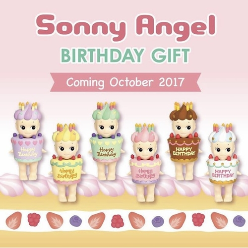 Sonny Angel Birthday Gift 2017