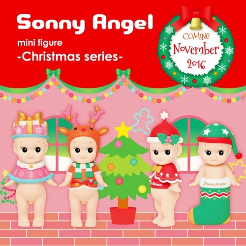 Sonny Angel Christmas 2016