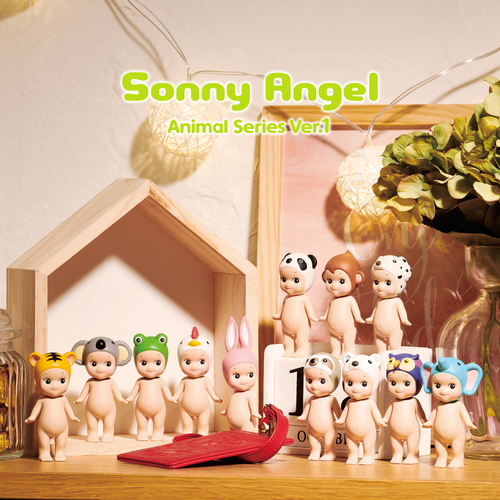 Sonny Angel Animal Series 1 Zoo