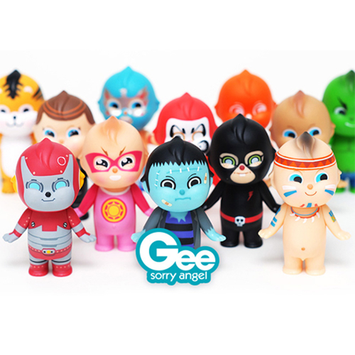 Gee Sorry Angel Series 2 - Buy 2 Get 3